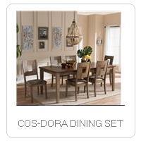 COS-DORA DINING SET